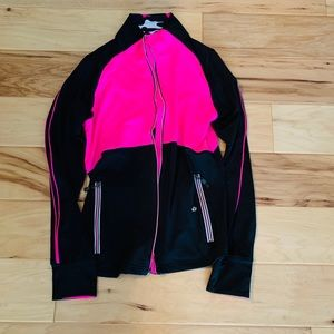 BOLLE hot pink and black with camo jacket